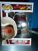 Funko Pop! Marvel: Ant Man & The Wasp: Janet Van Dyne #344