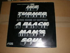 Ike TUrner/Kings Of Rhythm LP A Black Man's Soul