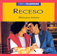 Unknown Artist : Receso: Musica Para Animarse CD