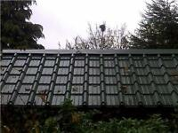 tile roof sheets / galvanised roofing sheets / pvc coated