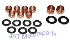 1G 2G DSM Exhaust Manifold Nut & Washer Kit Mitsubishi Eclipse Eagle Talon 4g63