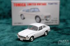 [TOMICA LIMITED VINTAGE LV-126c 1/64] HONDA S800 COUPE (White)