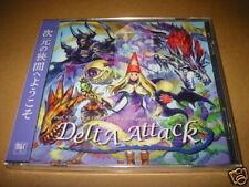Delta Attack FF/Donkey Kong/Saga Doujin Soundtrack CD