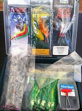 SEA FISHING ACCESSORY / STARTER PACK INC. TACKLE BOX *FANTASTIC VALUE