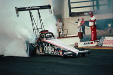 """573002 """"Billows"""" de fumée blanche occulter ce Dragsters pneus arrière A4 papier photo"""