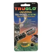 Truglo Tg960 Fiber Optic Tru-Point Xtreme Turkey Deer Shotgun Sight Set