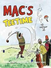 """""""AS NEW"""" Mac's Tee Time Treats, Stan McMurtry, Book"""