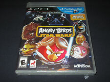 Angry Birds Star Wars PS3 - BRAND NEW + SEALED!