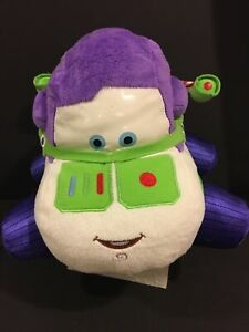 Disney Store Disney Pixar Toy Story Buzz Lightyear As A Car 9 Inch Plush Toy