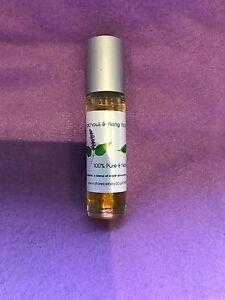 Patchouli & Ylang Ylang Perfume Oil - 10ml