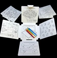 Kids Wedding Activity Pack Colouring Book & Crayons Party Favour for Children