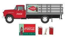 Classic Metal Works # 40008 55 Chevy Stakebed Truck Coca-Cola  HO MIB