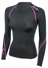 Regular Size Long Sleeve Tops for Women with Compression