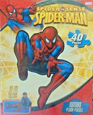 Jigsaw Puzzle......... Spider sense Spider-Man... Pavimento Puzzle 40 PEZZI... Sigillato in Fabbrica