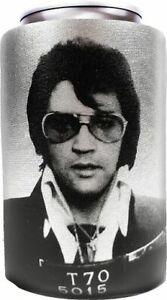 Elvis Presley Can Cooler / Koozie for 12oz Beverage