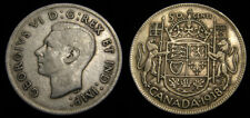 Canada 1938 50 Cents VF-20