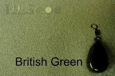Hls Products Appât/plomb Leurre Poudre enrobage 100g Paquet tout Camos Vert limoneux