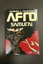 Afro Samurai (DVD, 2007, Spike TV Edition) Samuel L. Jackson