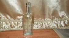 Anitque Medicine bottle Made in Mayfield, KY RARE blueish greenish tint Slim