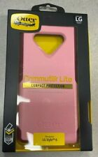 LG STYLO 6 NEW Otterbox Commuter  Series Case Dual Layer - Cupid's Way Pink