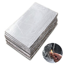 Car Sound Proofing Deadening Insulation Closed Cell Foam Car Hood Insulation Pad