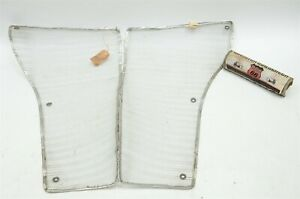 Fits 38 1938 Ford Front Grille Bug Screen Vintage Phillips 66 Accessory NORS