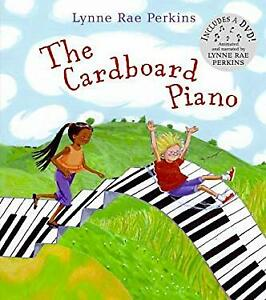The Cardboard Piano Library Binding Lynne Rae Perkins