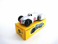 AUTO UNION RACING CAR GRISE - DINKY TOYS - NOREV VOITURE MINIATURE - 23D