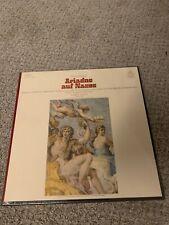 Ariadne Auf Naxos box New Record lp original vinyl album SEALED