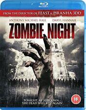 Zombie Night [Blu-ray] [DVD][Region 2]