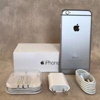 Apple iPhone 6 16 GB ORIGINAL Libre I GRIS I Nuevo (otro) I PRECINTADO