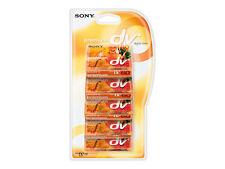 5 X Sony 60 Premium Lp90 Minute Digital Video Mini DV Camcorder Tape -