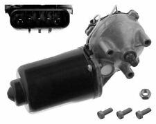 FEBI 33748 Motor limpiaparabrisas Delante