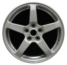 "17"" Pontiac G6 2005 2006 2007 2008 2009 Factory OEM Rim Wheel 6585 Silver"