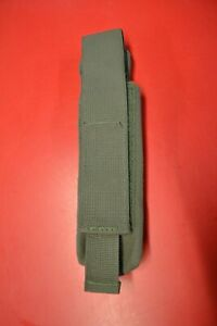 Ranger Green single curved MP5 mag pocket 6/9 black magazine pouch
