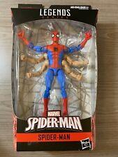 "Six Arm Spider-man Marvel Legends Wave 11 6"" Action Figure"