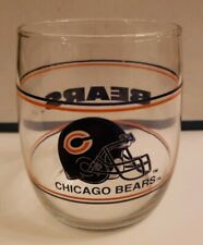 Chicago Bears NFL Tumbler Glass Cup