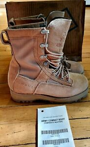 Vintage Wellco Army Combat Boots Type 2 Women's 5 Mens 3XW Temperate Weather