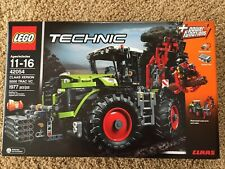 Lego 42054 Technic Claas Xerion 5000 Trac VC FARM Tractor Set Power Functions