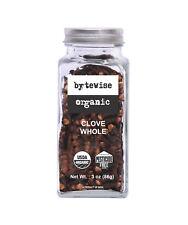 Bytewise Organic Premium Handpicked Clove Whole, 3 Oz
