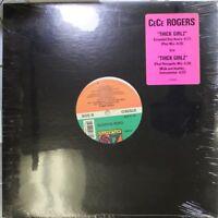 "R&B/Soul Sealed 12"" Lp Cece Rogers Thick Girlz On Atlantic"