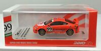 INNO64 C26 1/64 HONDA INTEGRA TYPE-R DC5 #99 AUTOBACS ONE MAKE RACE IN64-DC5-AB