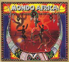 MONDO AFRICA - CD - AFRIKA-SAMPLER