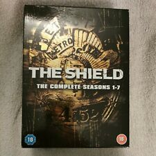 The Shield: The Complete Seasons 1-7 (Box Set) [DVD]