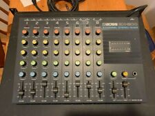 Vintage 1980's, Boss Bx-800, 8 Channel Stereo Mixer