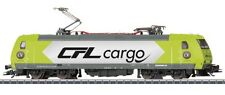 Märklin 36632 E-Lok 185 CFL-Cargo Ep6 grün-weiß Luxemburg AC digital mit Sound