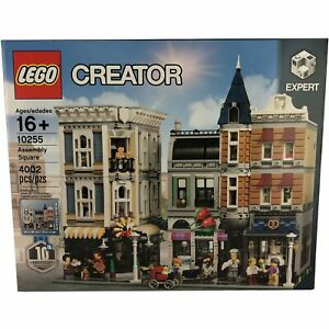 Lego Creator Assembly Square Building Set | Expert Level | 4002 Peices