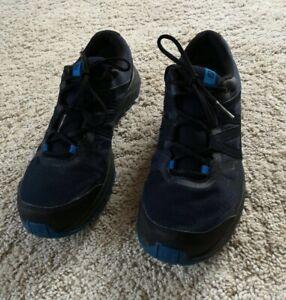 Salomon Herren Gore-Tex Outdoor Trekking Wander Schuhe Gr 45 1/3 Top Zustand