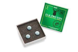 9.5mm Elk Pro Snooker/Pool Cue Tips