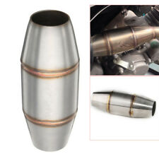 38mm S.S Motorcycle Dirt Bike Expansion Chamber Tuned Exhaust Pipe Muffler Kit